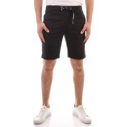 Textil Homem Shorts / Bermudas Refrigiwear GA9103-P54600 Preto