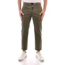 Textil Homem Chinos Refrigiwear GA9103-P24800 Verde