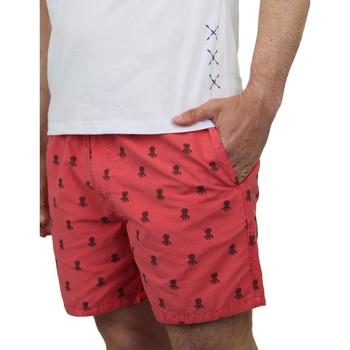 Textil Homem Fatos e shorts de banho Elpulpo  Rojo