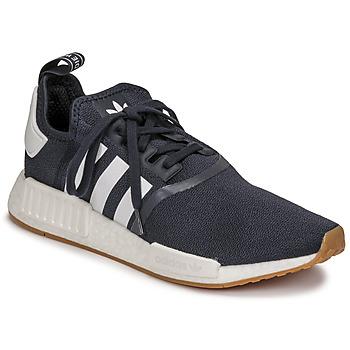 Sapatos Sapatilhas adidas Originals NMD_R1 Marinho / Branco