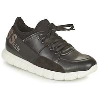 Sapatos Rapariga Sapatilhas Guess SCARLETT Preto