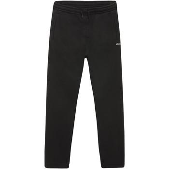Textil Rapaz Calças Vans Calças  By Basic Fleece Pant Black - Kids