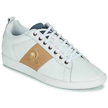 Sapatos Homem Sapatilhas Le Coq Sportif COURTCLASSIC Branco