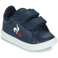 Sapatos Criança Sapatilhas Le Coq Sportif COURTSET INF Azul