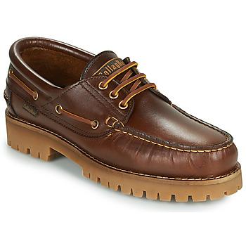 Sapatos Homem Mocassins CallagHan TIM CRO. Castanho