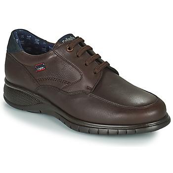 Sapatos Homem Sapatos CallagHan FREEMIND Castanho