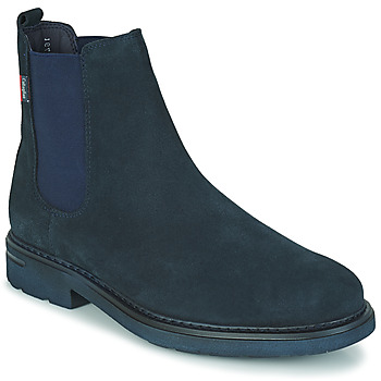 Sapatos Homem Botas baixas CallagHan PURE CASUAL Azul