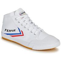 Sapatos Homem Sapatilhas de cano-alto Feiyue FE LO 1920 MID Branco / Azul / Vermelho
