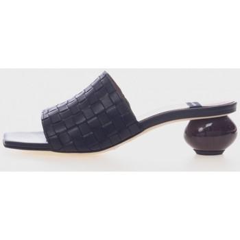 Sapatos Mulher Chinelos Angel Alarcon 21055 Negro