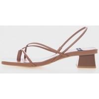 Sapatos Mulher Sandálias Angel Alarcon 21015 Marrón
