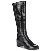 Sapatos Mulher Botas Caprice 25517-011 Preto