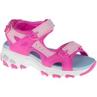 Sapatos Criança Sandálias desportivas Skechers D'Lites Rose