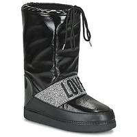 Sapatos Mulher Botas de neve Love Moschino JA24042G1D Preto