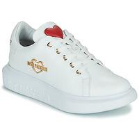 Sapatos Mulher Sapatilhas Love Moschino JA15204G0D Branco