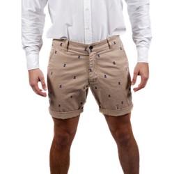 Textil Homem Shorts / Bermudas Elpulpo  Beige
