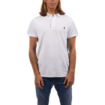 Textil Homem Polos mangas curta Elpulpo  Blanco