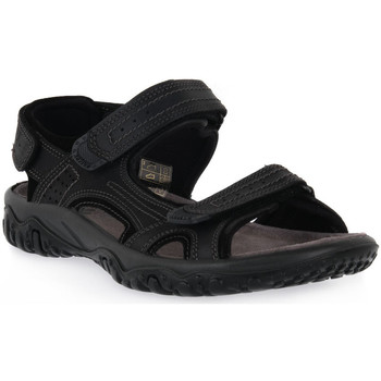 Sapatos Homem Sandálias desportivas Imac NERO PACIFIC Nero