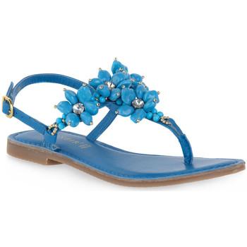 Sapatos Mulher Sandálias Café Noir CAFE NOIR B005 INFRADITO Blu