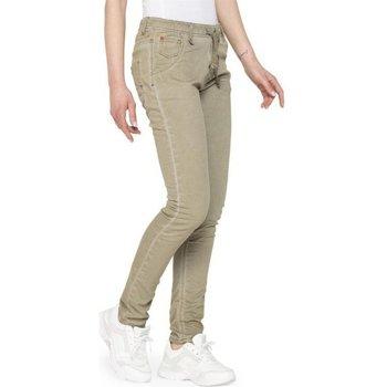Textil Mulher Calças de ganga Carrera 750PL-980A 756 verde