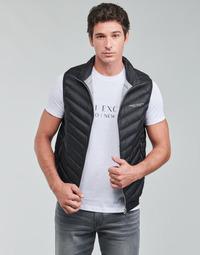 Textil Homem Quispos Armani Exchange 8NZQ52 Preto
