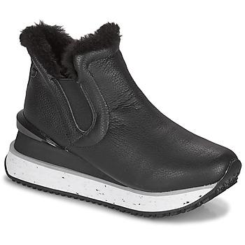 Sapatos Mulher Sapatilhas de cano-alto Gioseppo FEDJE Preto