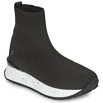 Sapatos Mulher Sapatilhas de cano-alto Gioseppo ULUIK Preto