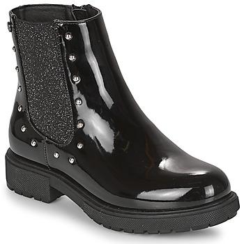 Sapatos Rapariga Botas baixas Gioseppo TELAGH Preto