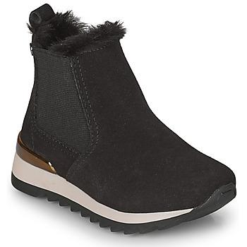 Sapatos Rapariga Sapatilhas de cano-alto Gioseppo ORTRAND Preto