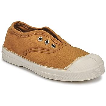 Sapatos Criança Sapatilhas Bensimon TENNIS ELLY ENFANT Amarelo