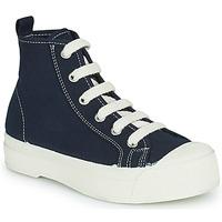 Sapatos Criança Sapatilhas de cano-alto Bensimon STELLA B79 ENFANT Azul