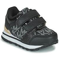 Sapatos Rapariga Sapatilhas MICHAEL Michael Kors BILLIE JOGGER H&L Preto / Ouro