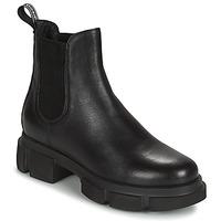 Sapatos Mulher Botas baixas IgI&CO DONNA VELAR Preto