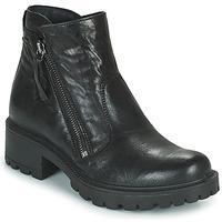 Sapatos Mulher Botas IgI&CO DONNA GIANNA Preto