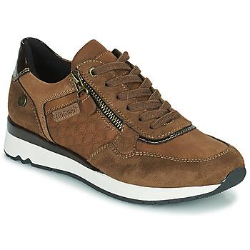 Sapatos Mulher Sapatilhas Refresh 77718 Castanho
