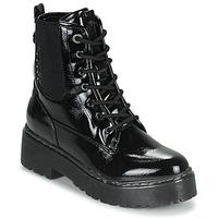 Sapatos Mulher Botas baixas Refresh 76084 Preto