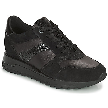 Sapatos Mulher Sapatilhas Geox TABELYA Preto