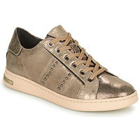 Sapatos Mulher Sapatilhas Geox JAYSEN Ouro