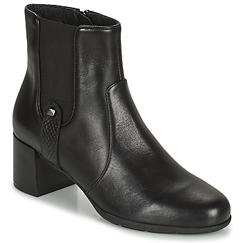 Sapatos Mulher Botins Geox ANNYA Preto