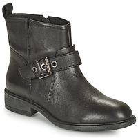 Sapatos Mulher Botins Geox CATRIA Bege