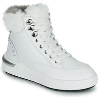 Sapatos Mulher Botas de neve Geox DALYLA Branco
