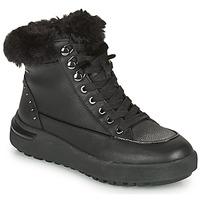 Sapatos Mulher Botas de neve Geox DALYLA Preto