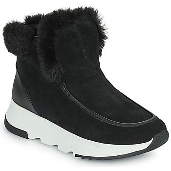 Sapatos Mulher Botas baixas Geox FALENA Preto