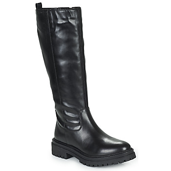 Sapatos Mulher Botas Geox IRIDEA Preto