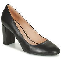 Sapatos Mulher Escarpim Geox PHEBY Preto