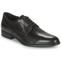 Sapatos Homem Sapatos Geox IACOPO Preto