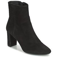 Sapatos Mulher Botins Geox PHEBY 80 Preto