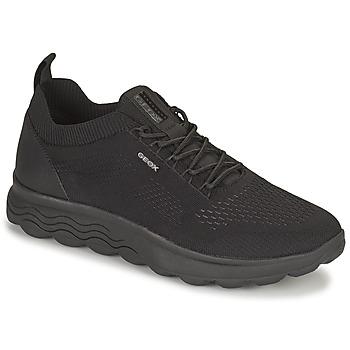 Sapatos Homem Sapatilhas Geox SPHERICA Preto
