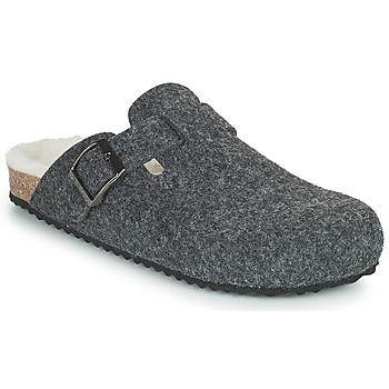 Sapatos Mulher Chinelos Geox BRIONIA Cinza