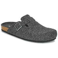 Sapatos Homem Chinelos Geox GHITA Cinza