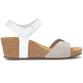 Sapatos Mulher Sandálias Interbios SANDALS  5649 CINZA